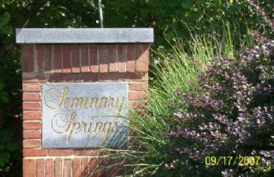 Seminary Springs